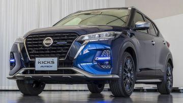 В Японии стартовали продажи кроссовера Nissan Kicks