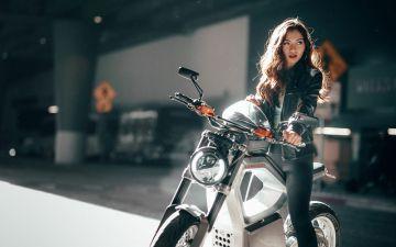 Sondors Metacycle — бюджетный электрический мотоцикл для города (ФОТО)