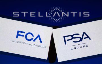PSA и FCA официально объединились в Stellantis