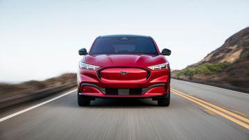 Ford засомневался в качестве своего Mustang Mach-E