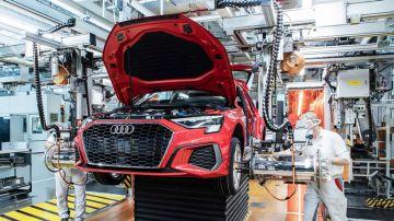 Компания Audi сокращает 10 000 сотрудников