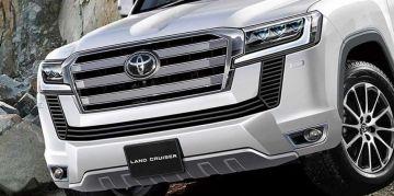 Дебют нового Toyota Land Cruiser перенесли на август