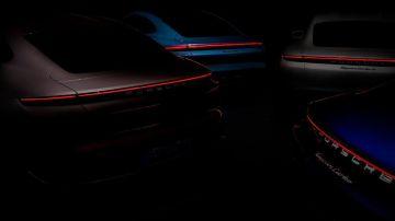 Porsche выпустит новую версию Taycan