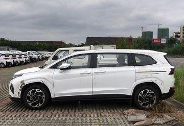 Новый кроссвен Hyundai Custo готов к дебюту