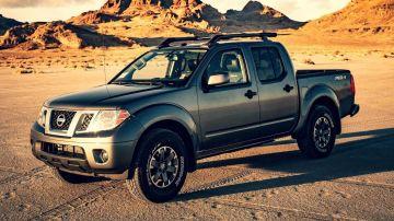 Новый пикап Nissan Frontier дебютирует 4 февраля