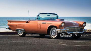 Ford обновил товарный знак Thunderbird
