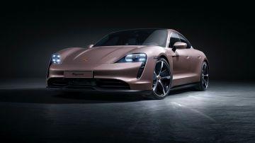 Базовый Porsche Taycan вышел за пределы Китая