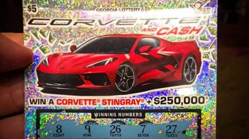 Американец не может получить выигранный в лотерею Chevrolet Corvette