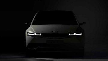 Hyundai Ioniq 5 показали на новых изображениях