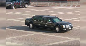 Байден пересел на «Зверя». Что известно о президентском лимузине