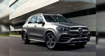 Названы альтернативы кроссовера Mercedes-Benz GLE