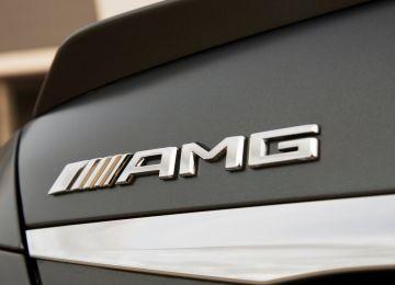 Mercedes-AMG S63e с гибридной силовой установкой замечен на зимних тестах