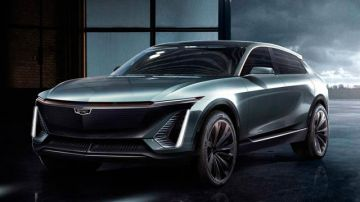 Cadillac тоже выпустит купеобразный кроссовер