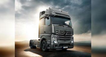 Mercedes-Benz объявил о начале продаж грузовиков Actros F и Edition 2