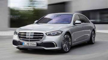 Mercedes-Benz отзывает S-Class 2021 года из-за проблем с рулём