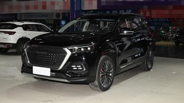 Chery обновила конкурента Toyota Highlander
