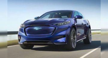 Продажи нового Ford Mustang Mach-E отложили из-за неисправностей