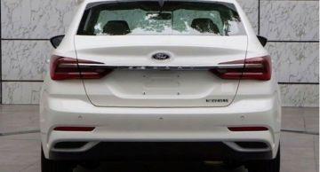 Ford обновил компактный седан Escort
