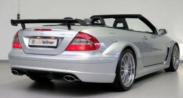 Редкий кабриолет Mercedes-Benz CLK DTM AMG выставят на аукцион