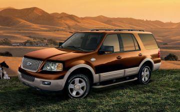 На дорогах замечен прототип обновленного внедорожника Ford Expedition 2022 года