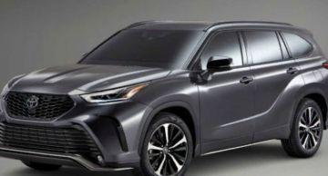 Toyota начала продажи гибридной версии 7-местного внедорожника Highlander в Европе