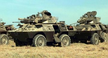 Армия Греции получит американские бронированные Cadillac