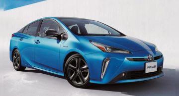 Стали известны подробности об обновленной Toyota Prius