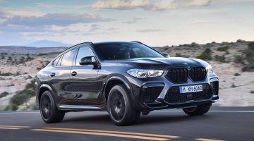 BMW полирует внедорожник 2022 X4 тонкой реконструкцией