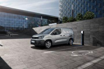 Peugeot e-Partner 2021 выходит на рынок легких коммерческих авто с ходом на 275 км