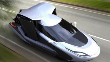 Компания Hyundai построит летающий автомобиль в Великобритании