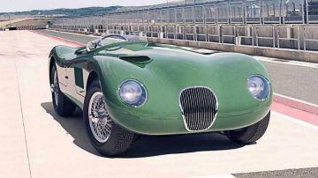 Jaguar запускает производство C-Type, победившего в Ле-Мане