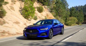 Новая платформа Acura 2022 станет основной для автомобилей Honda