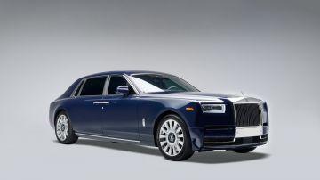 Три года ушло на создание люксового Rolls-Royce Koa Phantom 2021 из редкого материала
