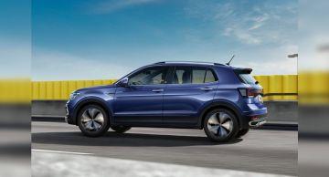 Новые Skoda Kushaq и Volkswagen Taigun засняли рядом друг с другом