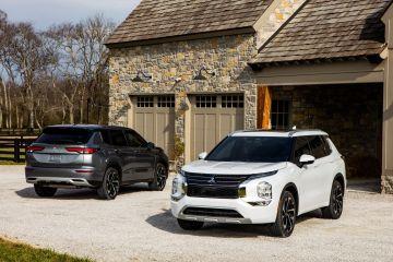 Новый Mitsubishi Outlander 2022 года: все, что нужно знать