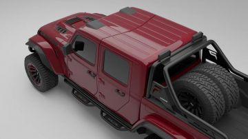 Prior Design приготовился встречать новый Jeep Gladiator в Европе