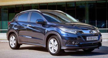 Honda представила обновленную версию HR-V для Европы