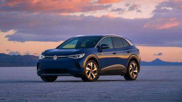 Volkswagen перечислил 10 самых крутых фактов о модели 2021 ID.4