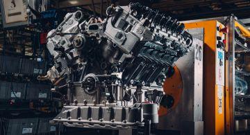 Bentley завершил выпуск первого 650-сильного W12 для производства Bacalar