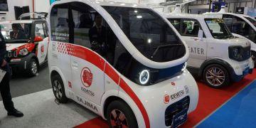 Японский нефтяной гигант занялся производством электромобилей