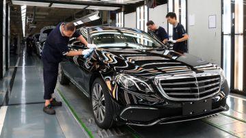 Бренд Mercedes выпустил 50-миллионный автомобиль