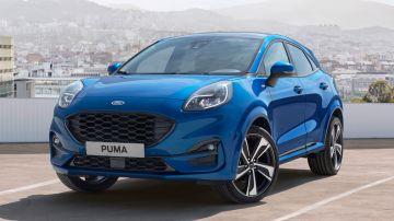 Гибридные Ford Fiesta и Puma получили роботизированную коробку передач