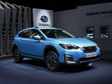 Стала известна дата премьеры обновленного кроссовера Subaru XV