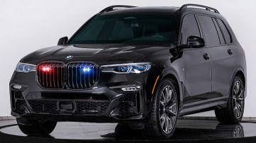 Показан первый в мире бронированный BMW X7 «для всех» (ВИДЕО)
