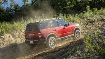Ford отзывает Bronco Sport из-за дефекта задней подвески