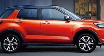 Perodua D55L станет самой продвинутой моделью бренда