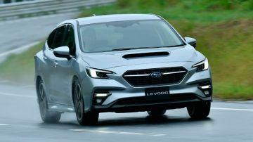 Новый универсал Subaru Levorg получит двигатель WRX