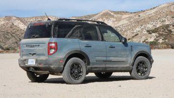 Новый Ford Bronco Sport уже отзывают из-за технических проблем