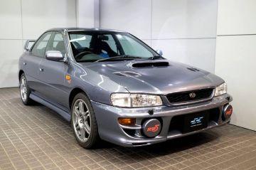 В Гонконге на аукцион выставили редкий Subaru Impreza