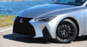 Lexus представит абсолютно новую версию F-Sport